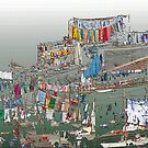 Slum Laundry  (best viewed large) by Peter Stratton