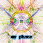 My phone i-phone VII by sunnymood