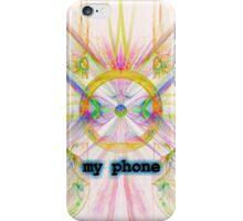 My phone i-phone VII iPhone Case/Skin