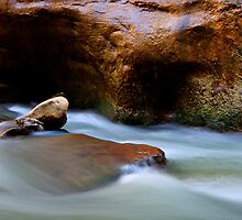 The Narrows A Place To Ponder by Bob Christopher