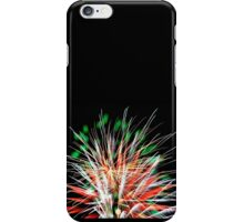 Peacock Fireworks iPhone Case/Skin