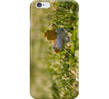 Cuppa In The Grass iPhone Case/Skin