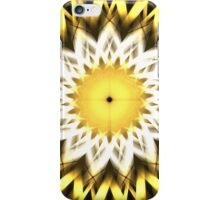 Queen Anne's Lace Gold iPhone Case/Skin
