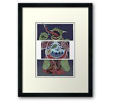 Troll Killer Framed Print