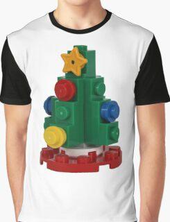 Christmas Tree Graphic T-Shirt