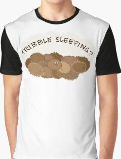 Tribble sleeping? Graphic T-Shirt