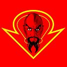Flash Gordon - MING by DCdesign