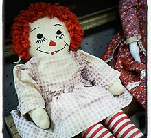Rag Doll by Colleen Drew