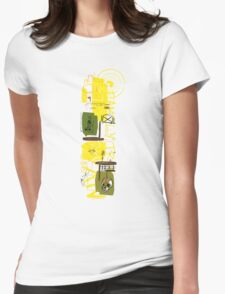 Family Tree Womens Fitted T-Shirt