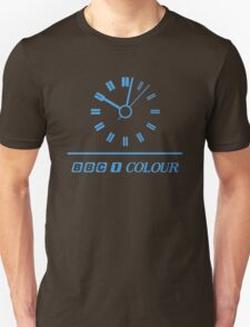 Retro BBC clock  Unisex T-Shirt