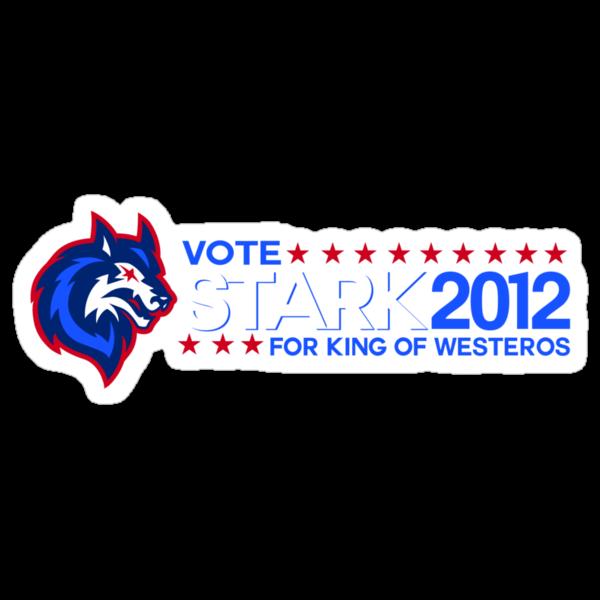 Vote Stark 2012 by Bamboota