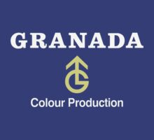 Granada TV logo: from the North