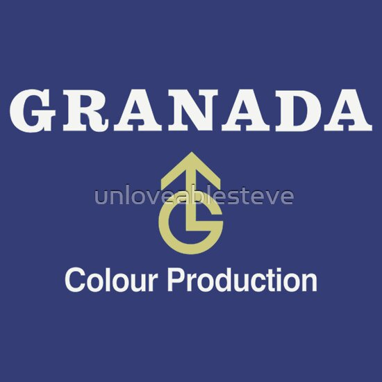 TShirtGifter presents: Granada TV logo: from the North