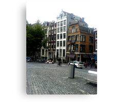 Amsterdam Delight Canvas Print