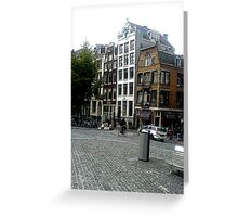 Amsterdam Delight Greeting Card