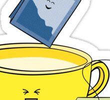 Tea party! Sticker