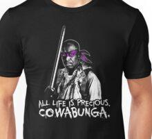 Morgan Cowabunga Unisex T-Shirt