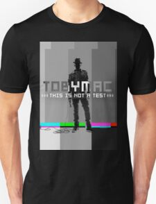 TobyMac This Is Not A Test Tour 2015 Toby Mac Rey4 T-Shirt