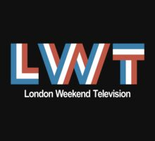Retro LWT logo, ITV region by unloveablesteve