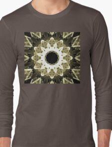 Beige Star Long Sleeve T-Shirt