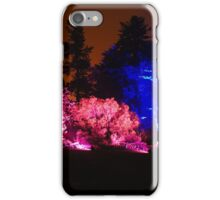 Colour Wheel (2) - Botanic Lights 2015 iPhone Case/Skin