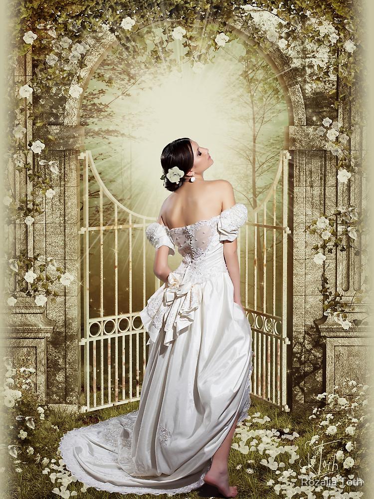 Entering Paradise by Rozalia Toth
