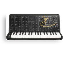 Awesome Electronic Music Synthesizer EDM Canvas Print