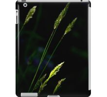 Grass Nature Abstract iPad Case/Skin