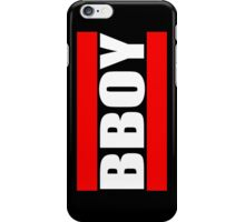 BBOY iPhone Case/Skin