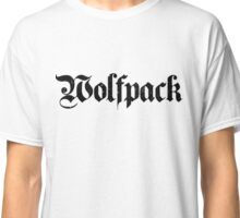 Wolfpack Distressed Classic T-Shirt