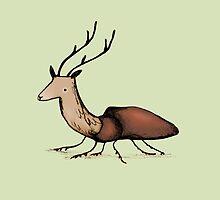 Stag Beetle by Sophie Corrigan