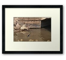 Arial Masters Framed Print