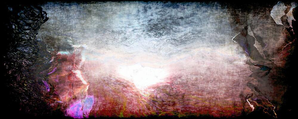 Entering the void by Benedikt Amrhein