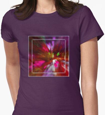 Rainy Day: Tulips, Zoomed T-Shirt