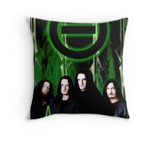 TYPE O NEGATIVE Rey1 Peter Steele Throw Pillow