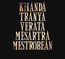 Ash vs Evil Dead - Khanda Tranya Verata... Unisex T-Shirt