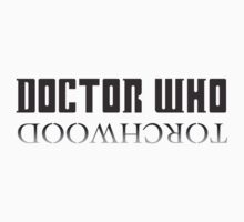 Doctor Who/Torchwood Kids Clothes