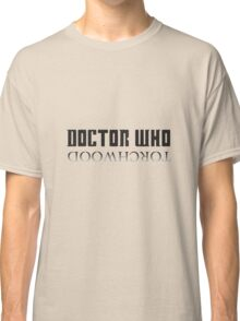 Doctor Who/Torchwood Classic T-Shirt