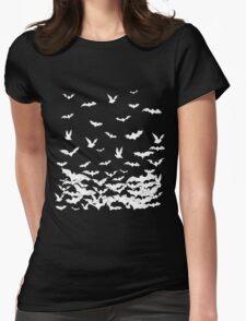 Going Batty Womens Fitted T-Shirt