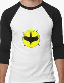 ZAGOR Men's Baseball ¾ T-Shirt