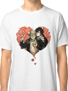 Sherlock: The Reichenbach Fall 2 Classic T-Shirt