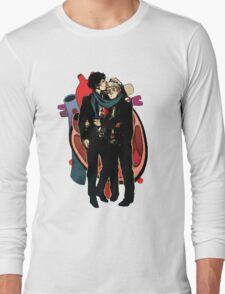 Sherlock: HEART and mind Long Sleeve T-Shirt
