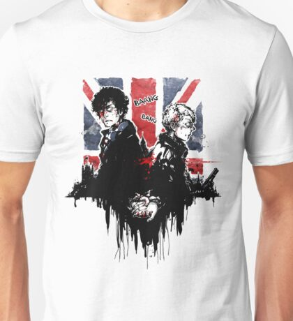 Sherlock: Consulting Detectives Unisex T-Shirt