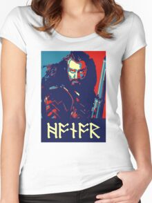 Thorin Oeakenshield - Honor Women's Fitted Scoop T-Shirt