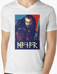 Thorin Oeakenshield - Honor Mens V-Neck T-Shirt