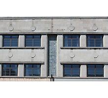 Art Deco Facade 2 Photographic Print
