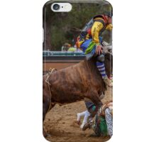 Now For The Clown iPhone Case/Skin