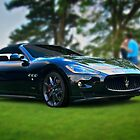 Maserati - Basic Black by Mike Capone