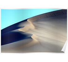 Amargosa Dunes Nevada Poster