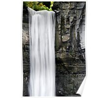 Taughannock Falls Waterfall Landscape Poster